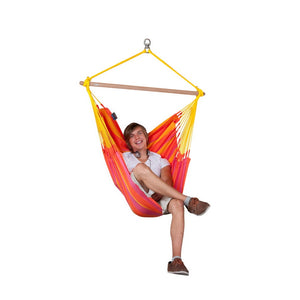 La Siesta Hammock Chair orange
