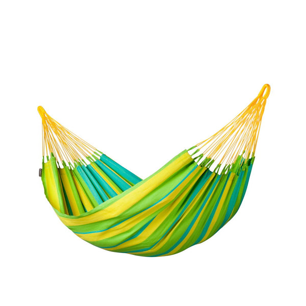 Single Classic Hammock Sonrisa Lime Green