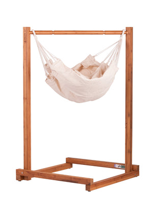 Baby Hammock with Wood Stand