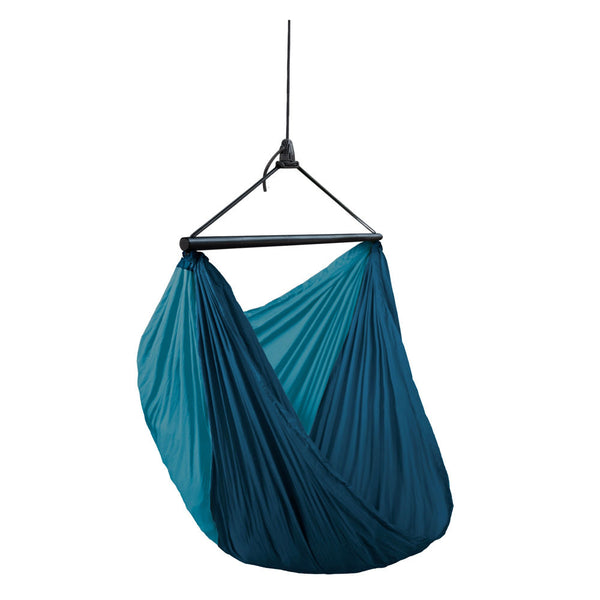Single Travel Hammock Chair ZunZun River Blue