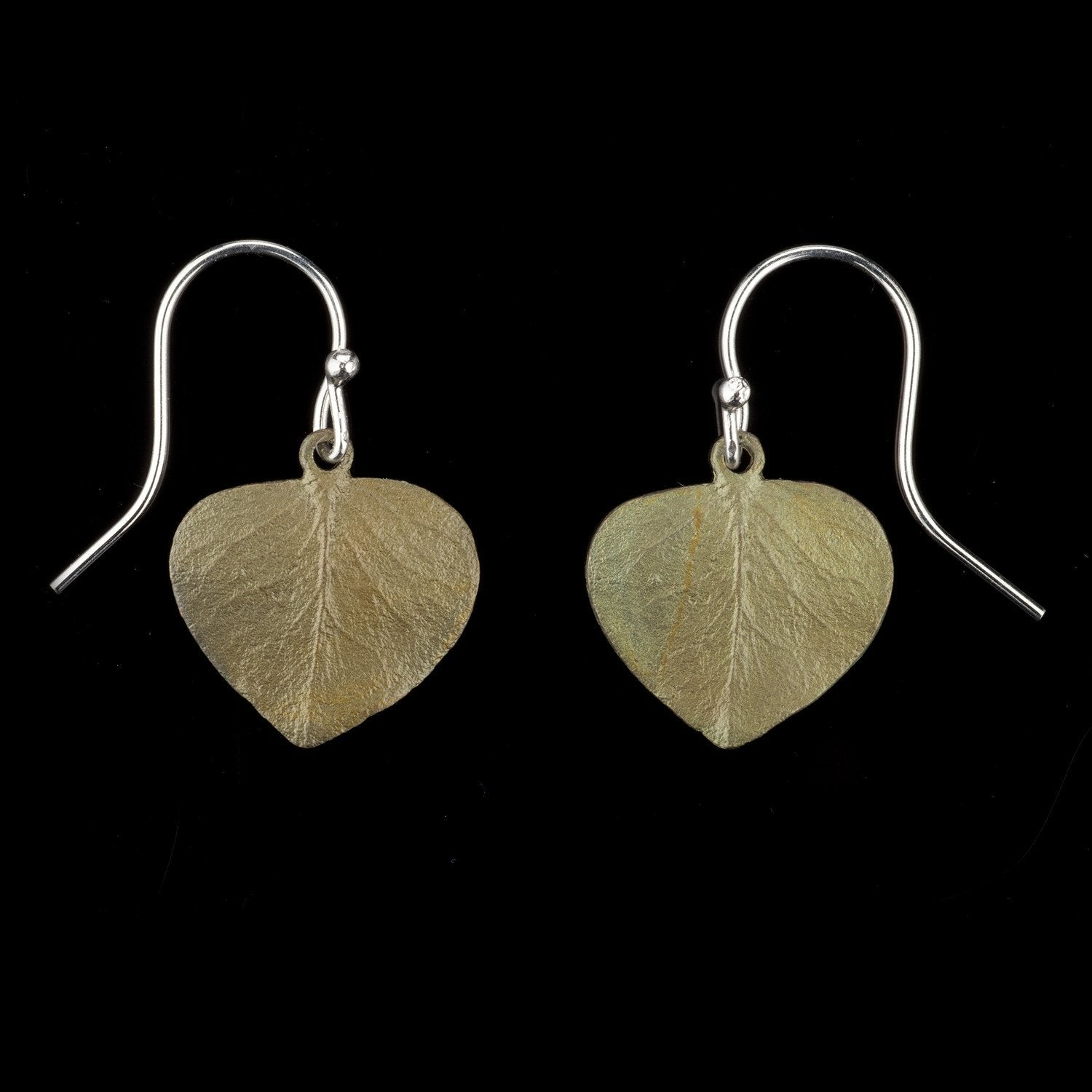 Eucalyptus Earrings - Leaf Wire Drop