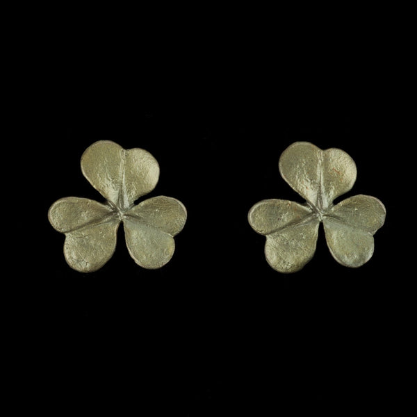Clover Earrings - Small Post