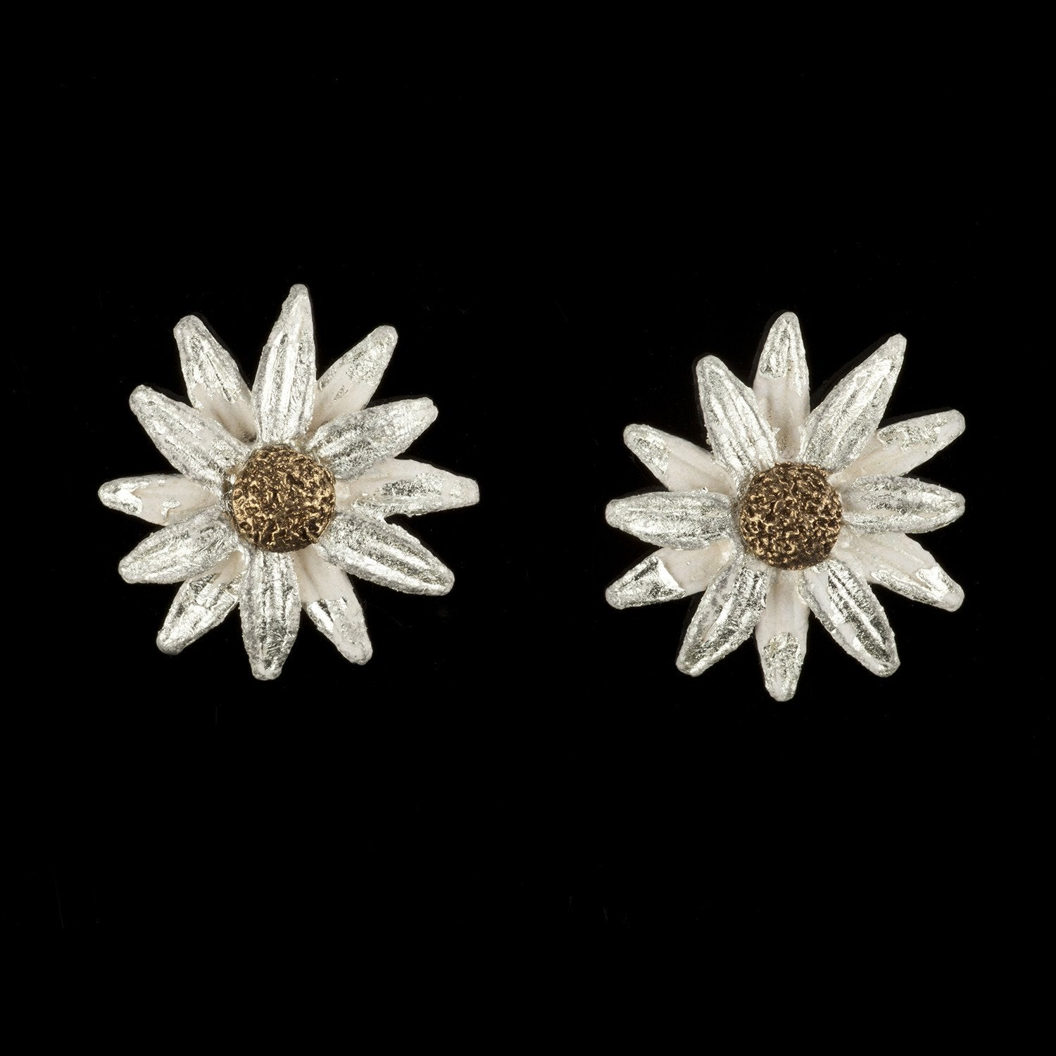 Daisy Earrings - Clip