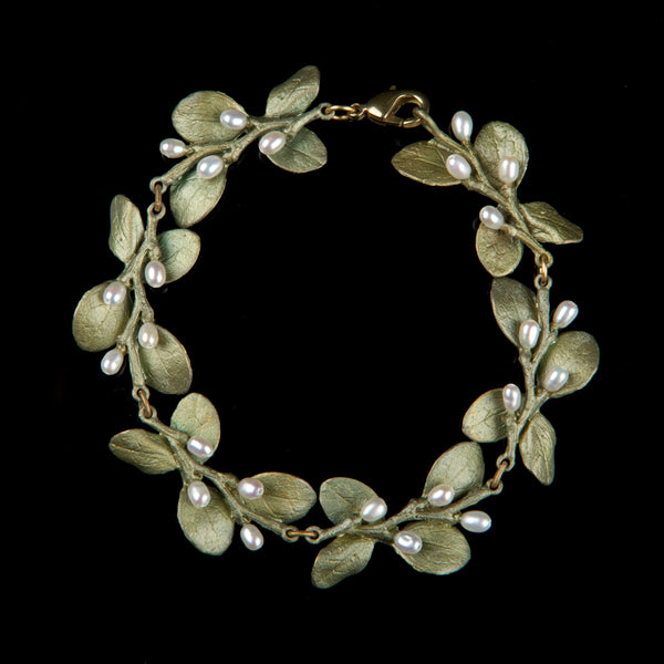 Irish Thorn Leaves Bracelet