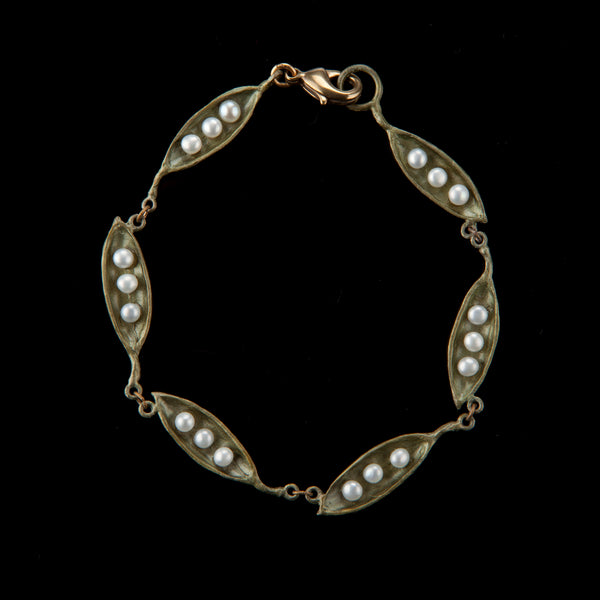 Pea Pod Flexible Bracelet