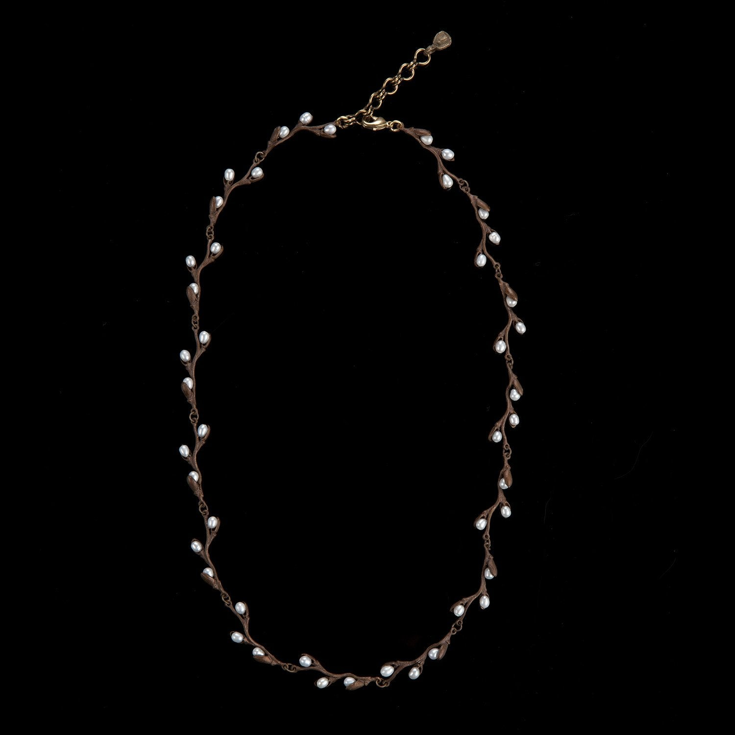 Pussy Willow Necklace - Delicate