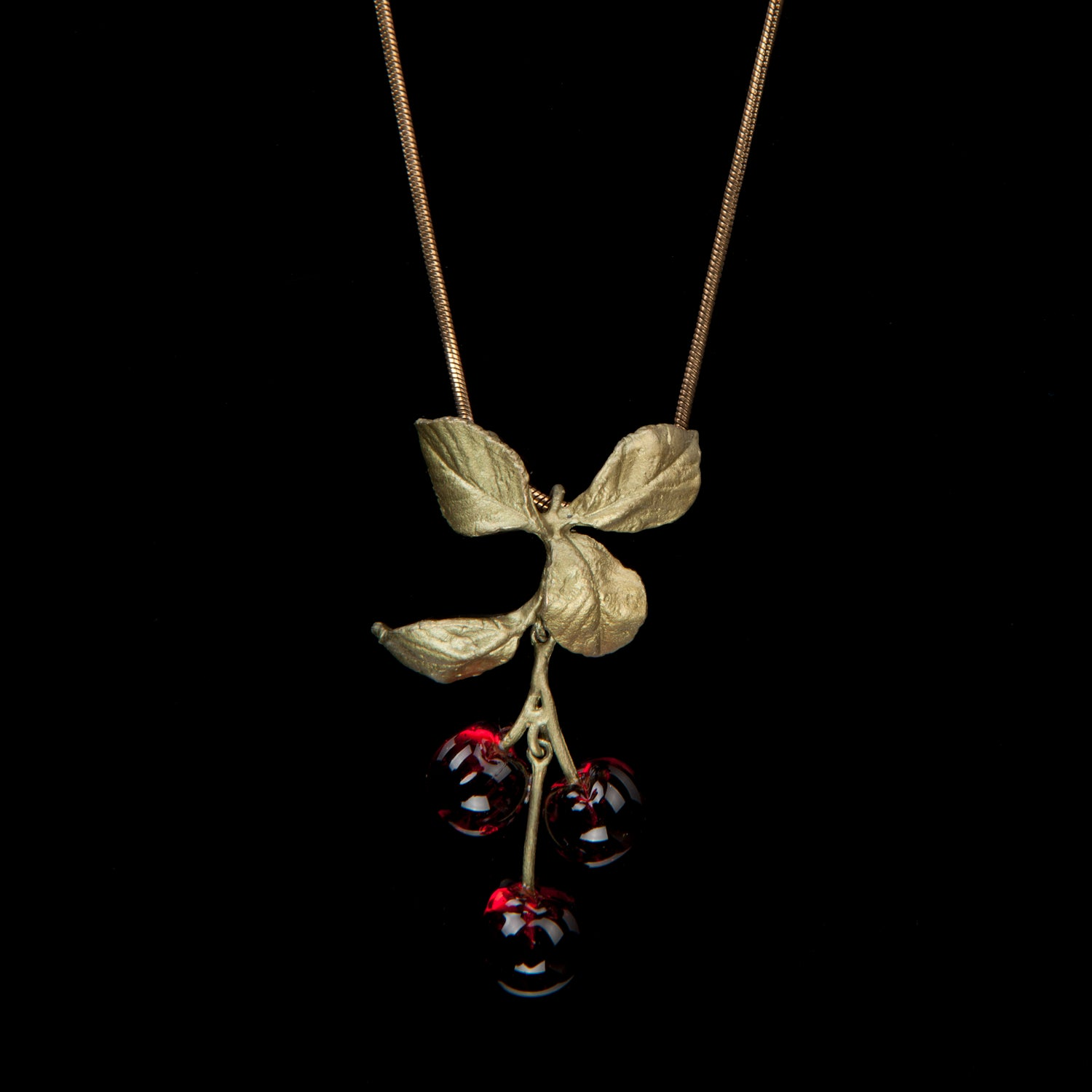 Morello Cherry Pendant