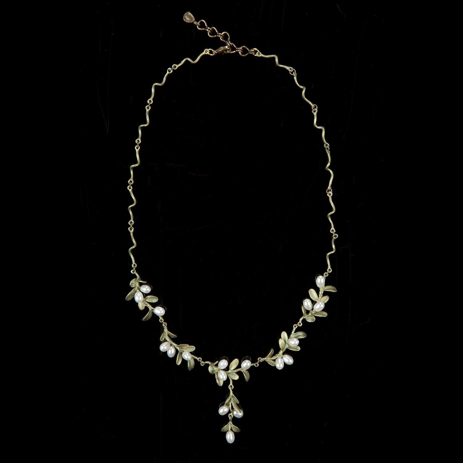 Boxwood Necklace - Twigs