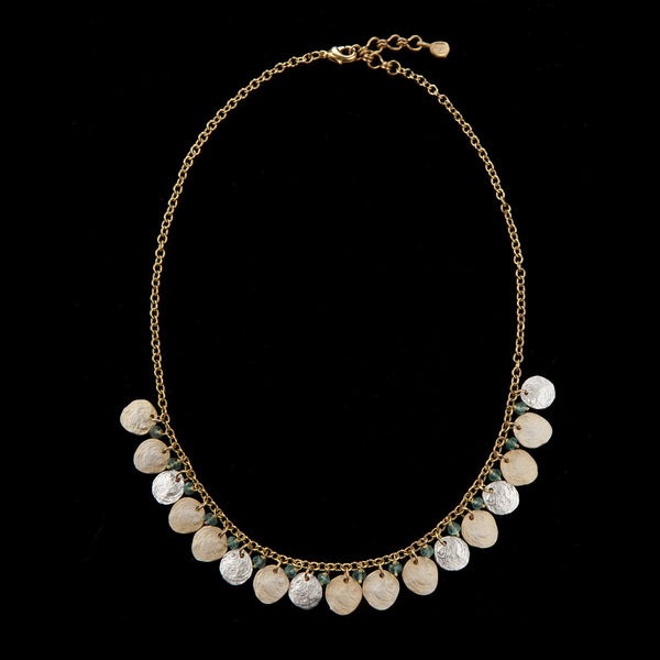 Jingle Shells Necklace - Contour