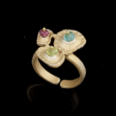 Sea Urchin Multi Ring
