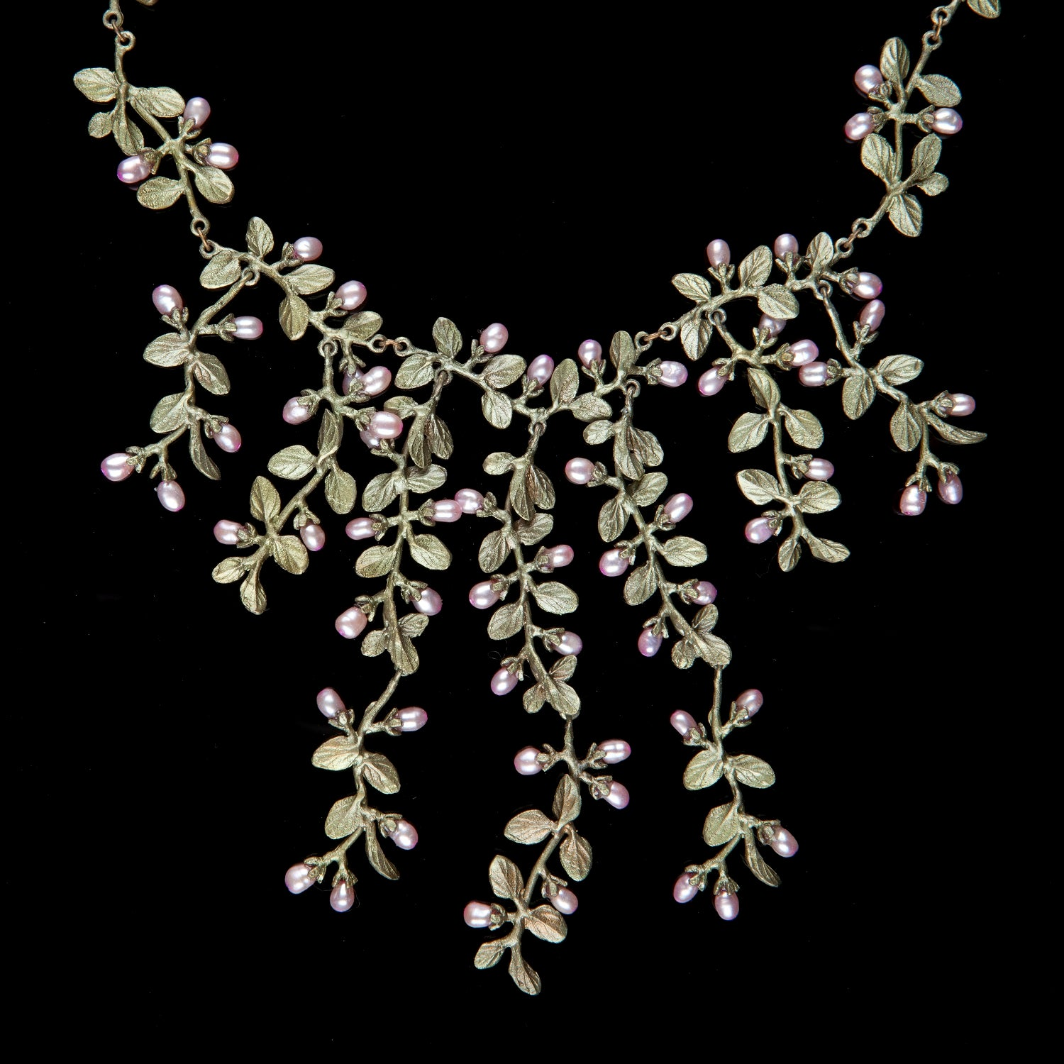 Thyme Necklace - Drops