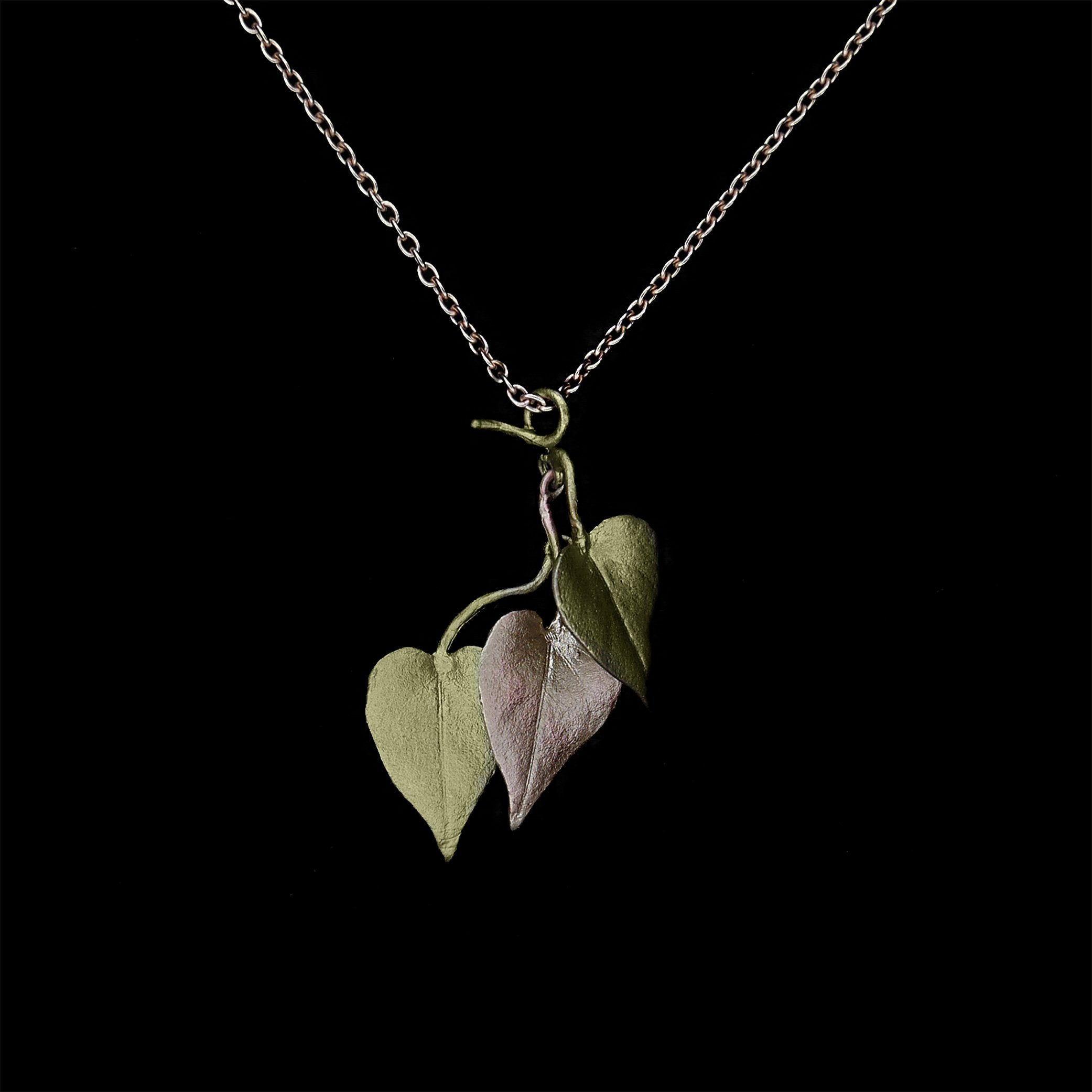 Sweet Potato Vine Pendant