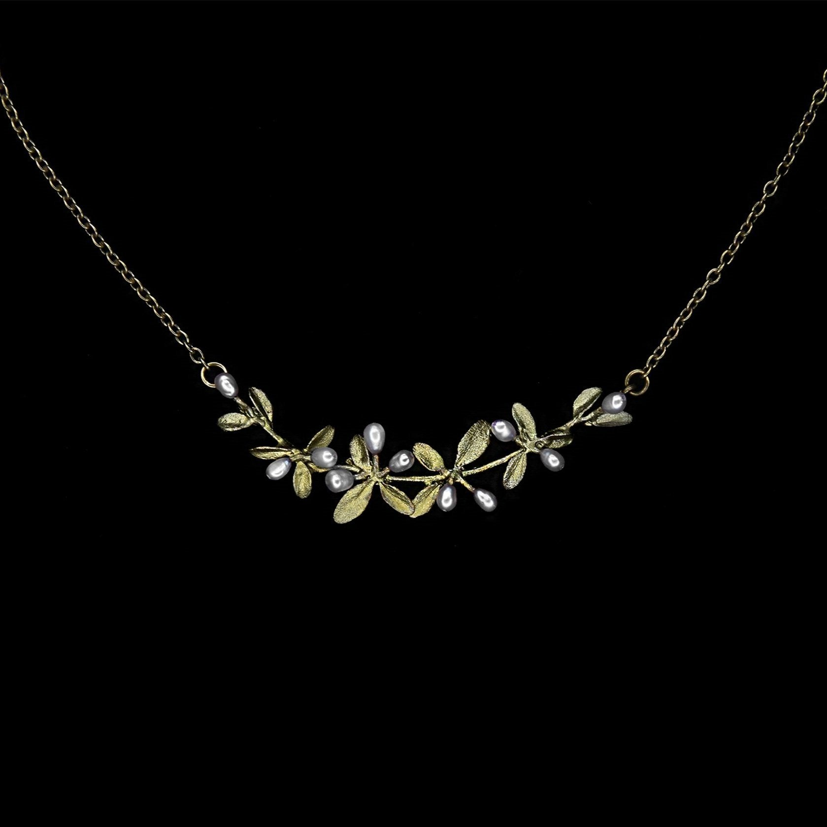 Flowering Thyme Necklace - Bar