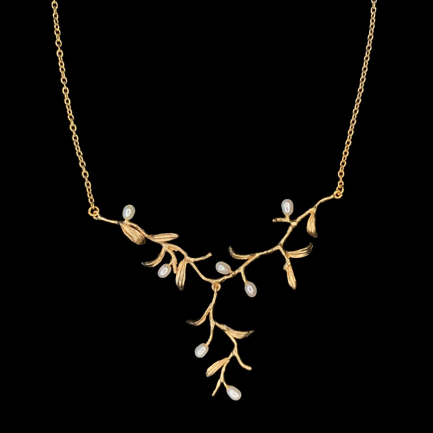 Night Willow Necklace