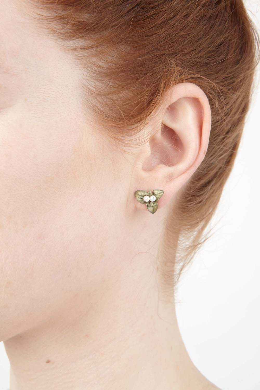 Sweet Basil Earrings - Post