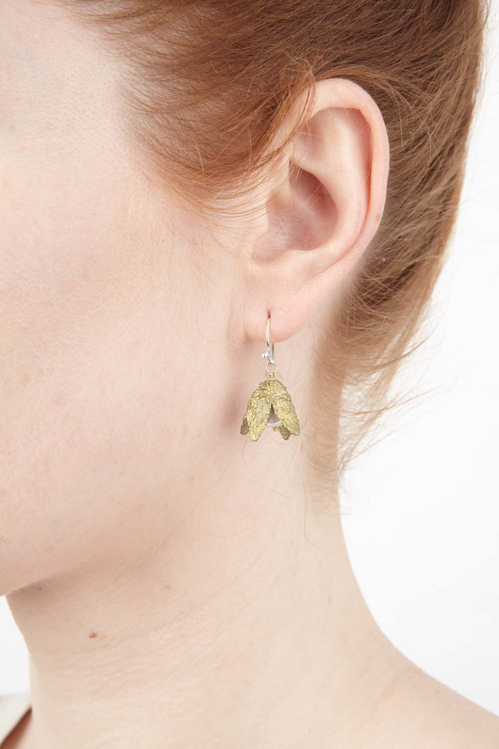 Beech Nut Earring - Single Wire