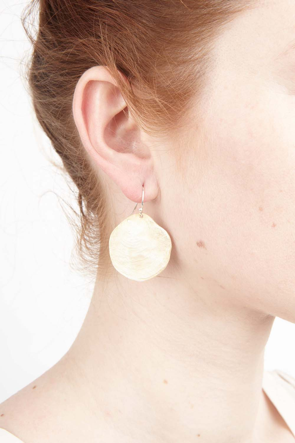 La Mer Earrings - Wire Drop