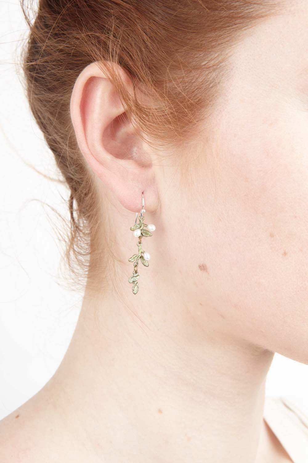 Carolina Earrings - Wire Drop