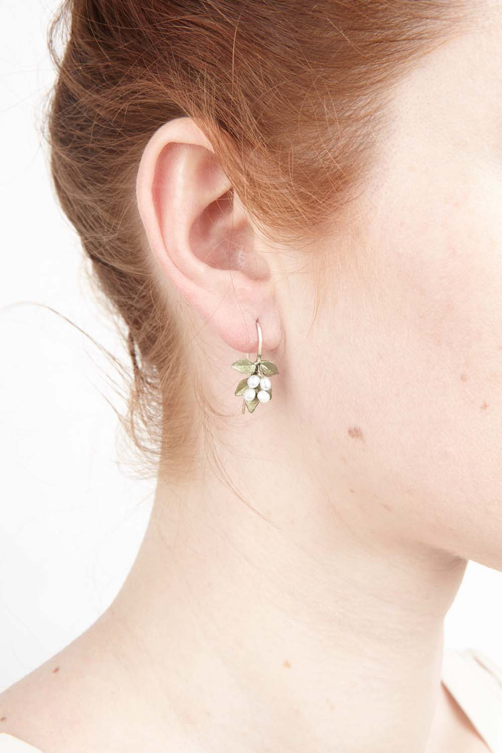 Myrtle Earrings - Wire