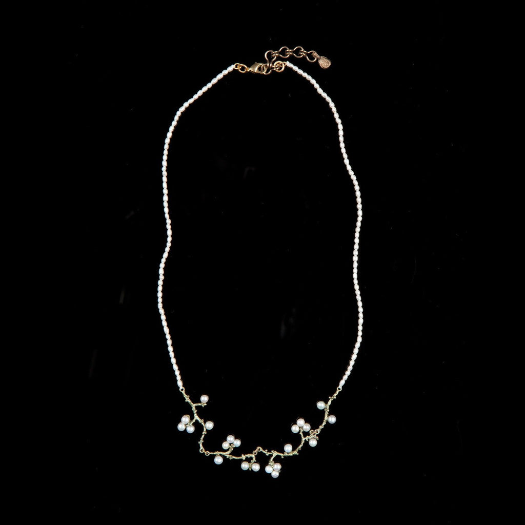 Ume Necklace - Pearl Contour