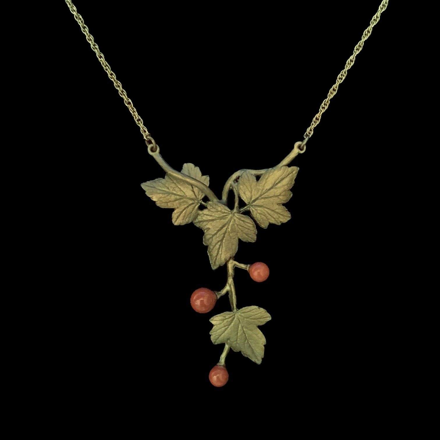 Gooseberry Necklace - Y Drop