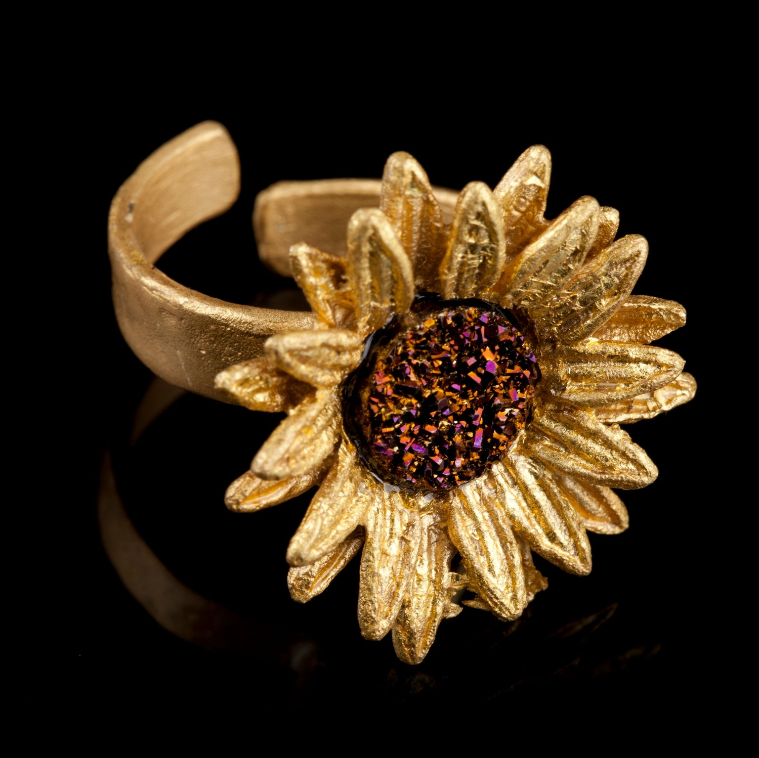 Sunflower Ring - Large