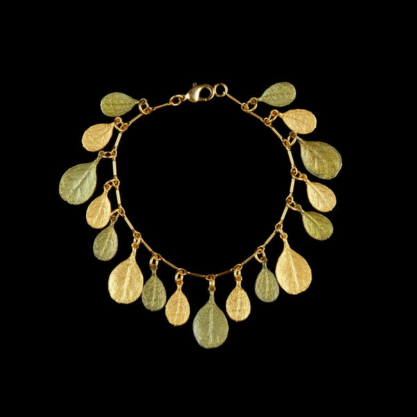 Bahamian Bay Bracelet - Gold/Patina