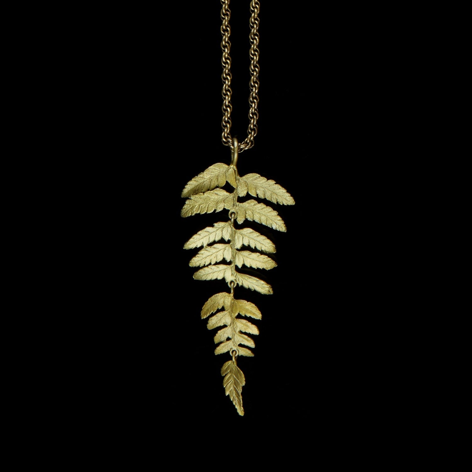 Fern Necklace - 30