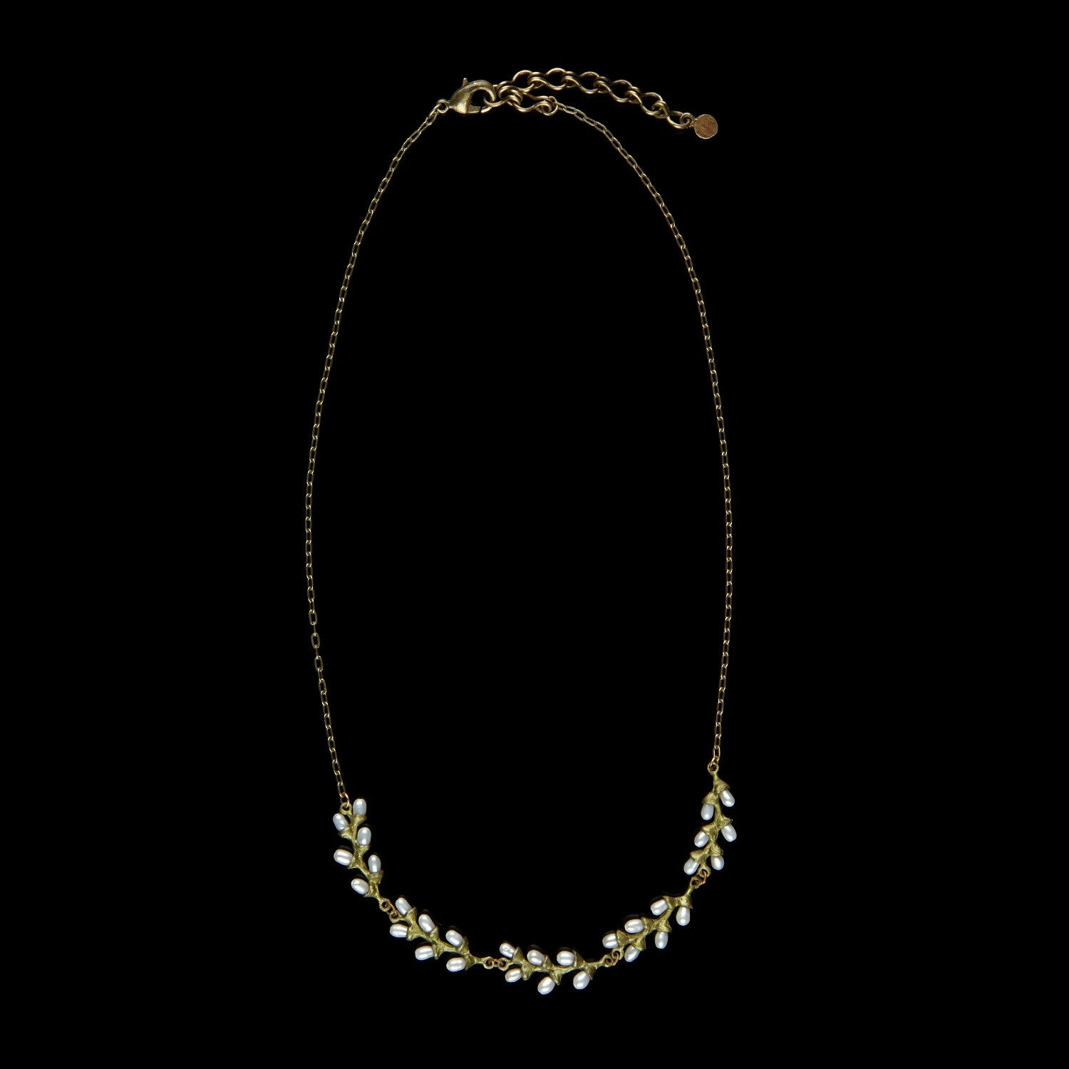 Rice Necklace - Chain