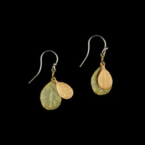 Bahamian Bay Earring - Wire Gold/Patina