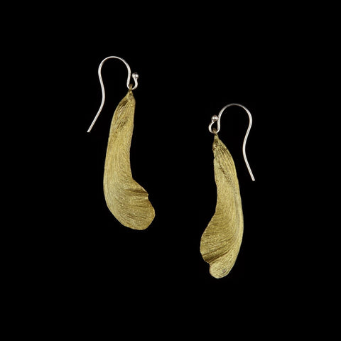 Samara Earring - Single Wire Bronze