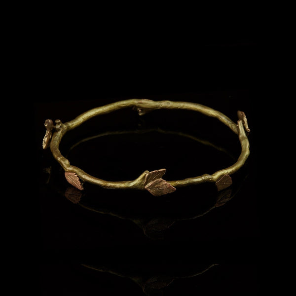 Autumn Birch Bangle