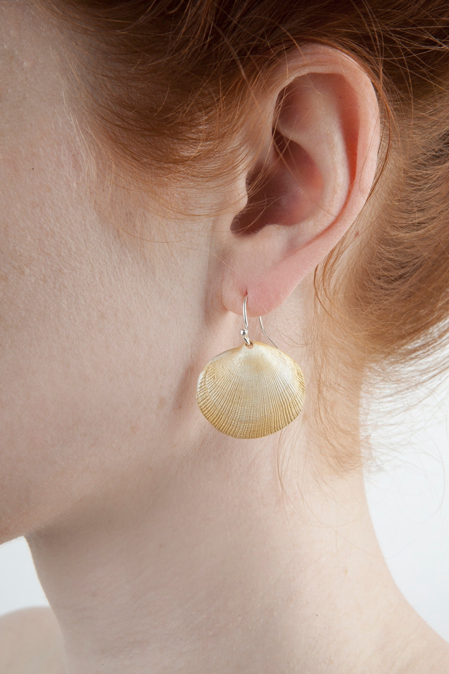 Small Beach Shells Earrings