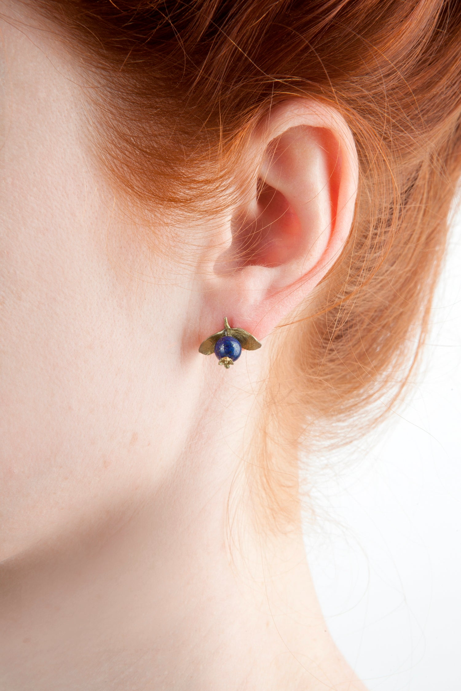 Blueberry Earrings - Post