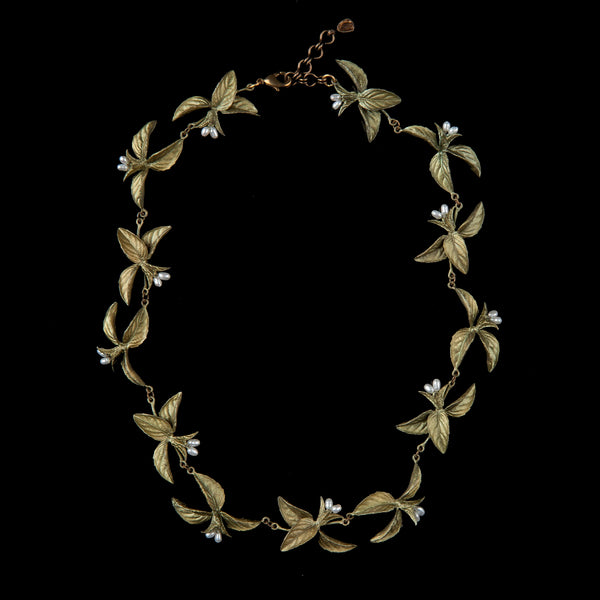 Sweet Basil Necklace - Contour