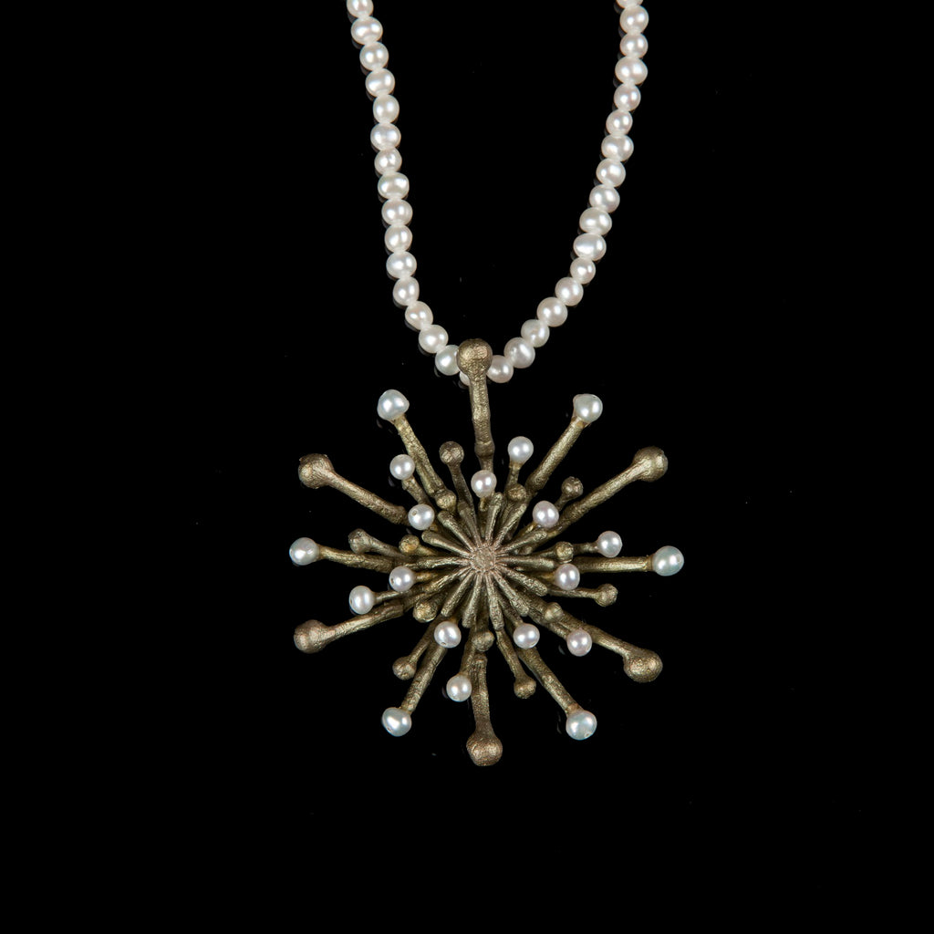 pearl collection pendant pearls mosaic tahitian product