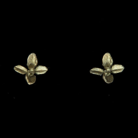 Petite Herb - Thyme Post Earring