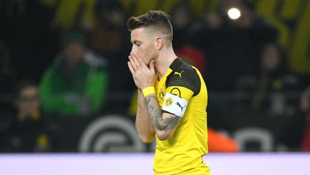 BVB ohne Marco Reus bei RB Leipzig