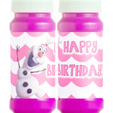 Frozen Girly Olaf Summer Bubble Wrappers