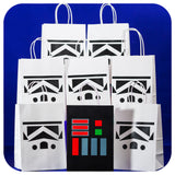 Star Wars Gift Bags Printable PDF