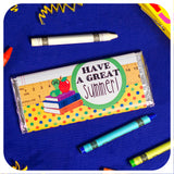 Teacher Gifts Candy Bar Wrappers Printable PDF