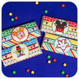 Mickey Mouse Clubhouse Candy Bar  Wrappers