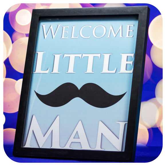 Little Man Signs