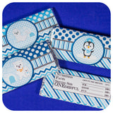 Winter Onederland Candy Bar Wrappers Printable PDF