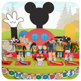 Mickey Mouse Clubhouse Wattle Bottle Wrappers