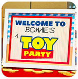 Toy Story Party Package Printable PDFs