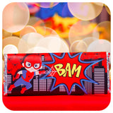 Superhero Candy Bar Wrappers Printable PDF
