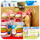 Toy Story Water Bottle Wrappers Editable Printable PDF