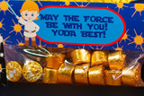 Star Wars Favor Bag Toppers Printable PDF