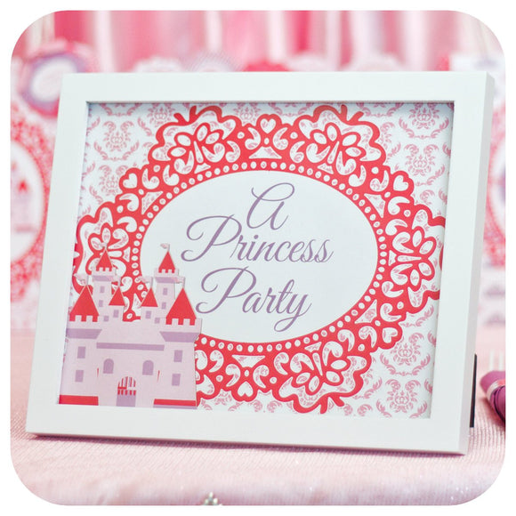 Pretty Princess Signs
